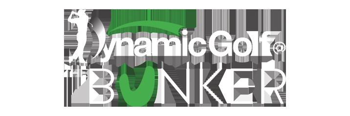 DynamicGolf @ THE BUNKER Logo